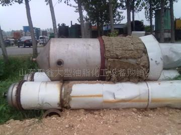 回收二手三效蒸发器 二手5吨三效蒸发器 二手三效蒸发器 收购