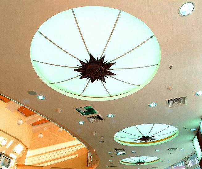 武汉艺顶软膜天花更专业的透光膜,发光膜,软膜天花
