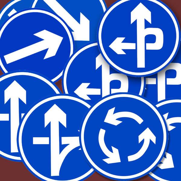杭州交通标牌 小区交通标牌 景区标识 学校标识