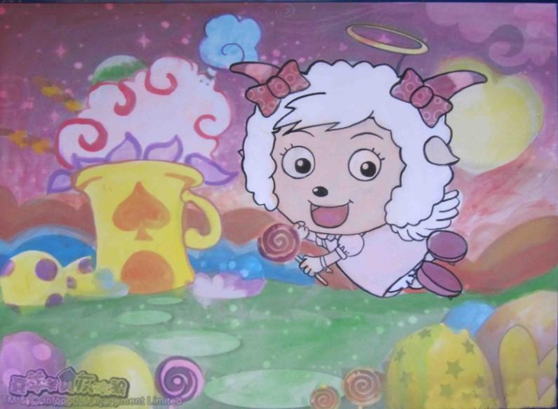 幼儿 园 装饰画 批发 幼儿 园 墙壁装饰画 厂家 四