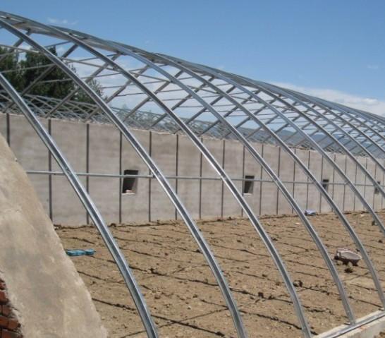 钢大棚骨架价格_供应大棚骨架价格温室大棚建设造价大棚配件价