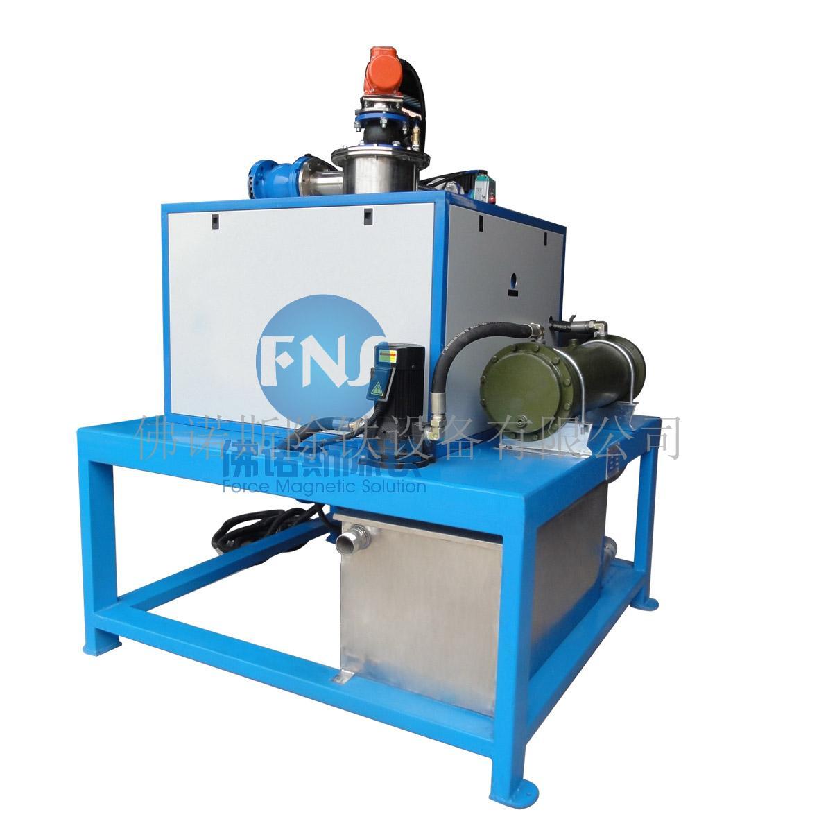 供应永磁筒式磁选机 佛诺斯 除铁设备有限公司