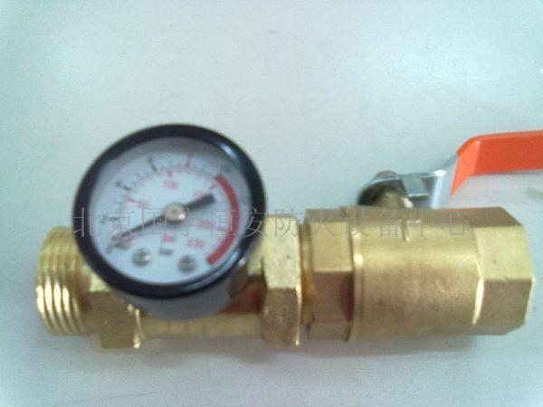 水喷淋系统末端试水装置_水喷淋系统检测_压-喷淋末端试水压力多少