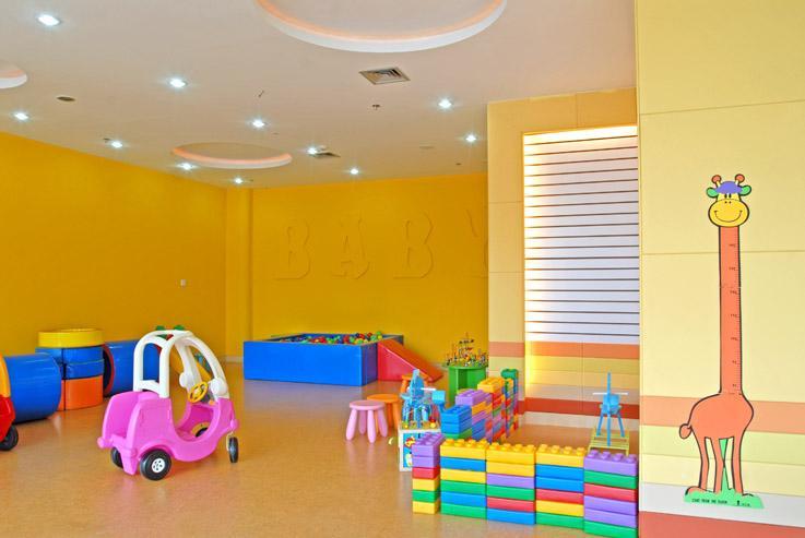 上艺装饰 幼儿园 装修 设计 幼儿园 效果图 早教装