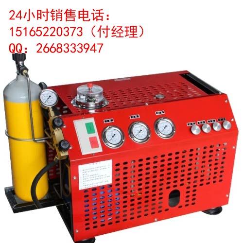 30兆帕cng加气站管路试压用空气压缩机 管道气密性空压机 高清图片