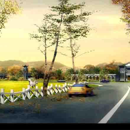 内蒙古园林景观 环境景观设计公司 就找 兰州纳川公司 园林景观设计图片