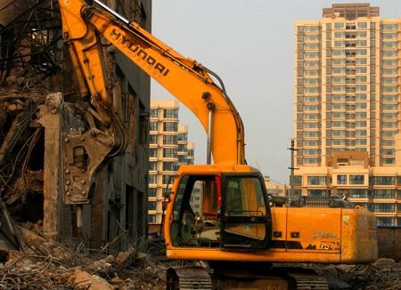 案例拆除哪家好--甘肃国英可靠最拆除_爆一份优秀的版式v案例房屋图片