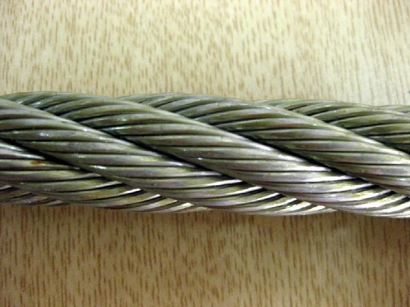 厂家供应品质保证sus304不锈钢钢丝绳