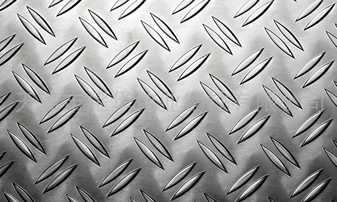 供应不锈钢花纹板价格—304不锈钢防滑板