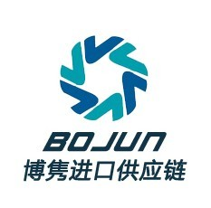 深圳博隽进口报关供应链公司Logo