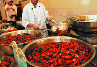 麻辣小龙虾,好好吃