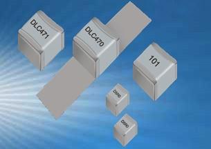 供应高Q电容器替代ATC100C系列高Q电容